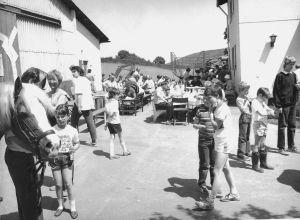 1986 - Info-Tag auf dem Hof Mezger