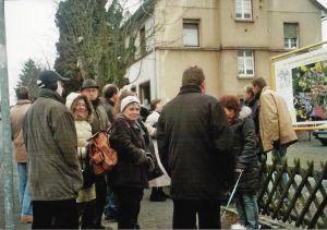 Feb. 2009 - Interessierte Zuschauer