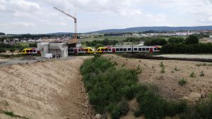 Bahnunterführung