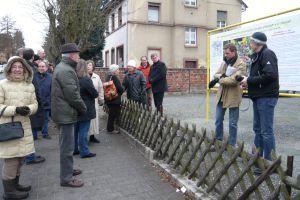 """2009 - Einweihung des """"Märchen""""-Banners"""