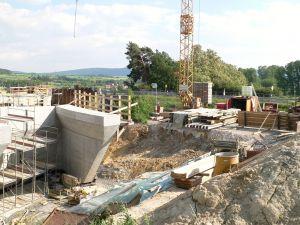 Taunusbahnbrücke bei Westerfeld