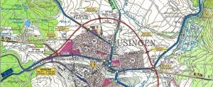 Planung Ost-West-Verbindung