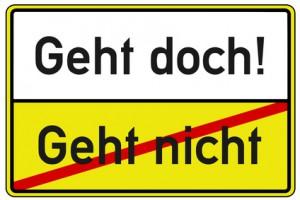 Problem Lösung Schild   #130506-svg05